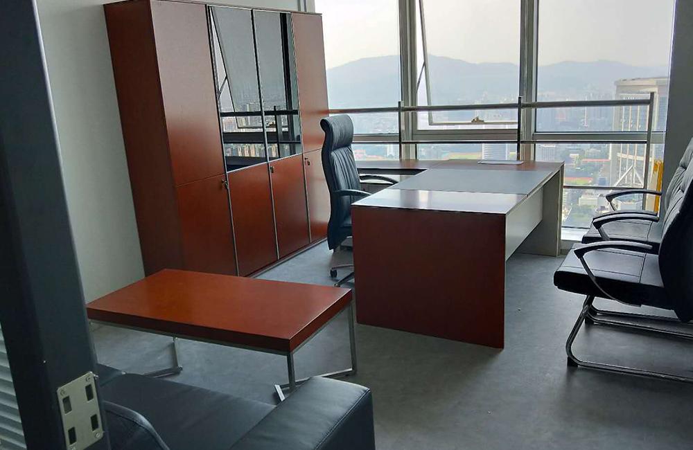 总经理办公桌椅