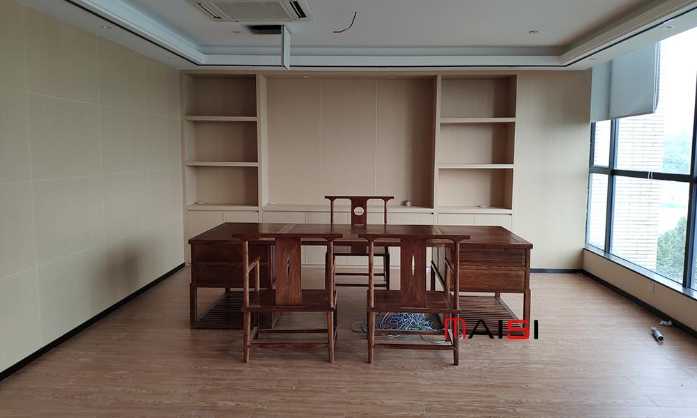 非花实木办公桌椅