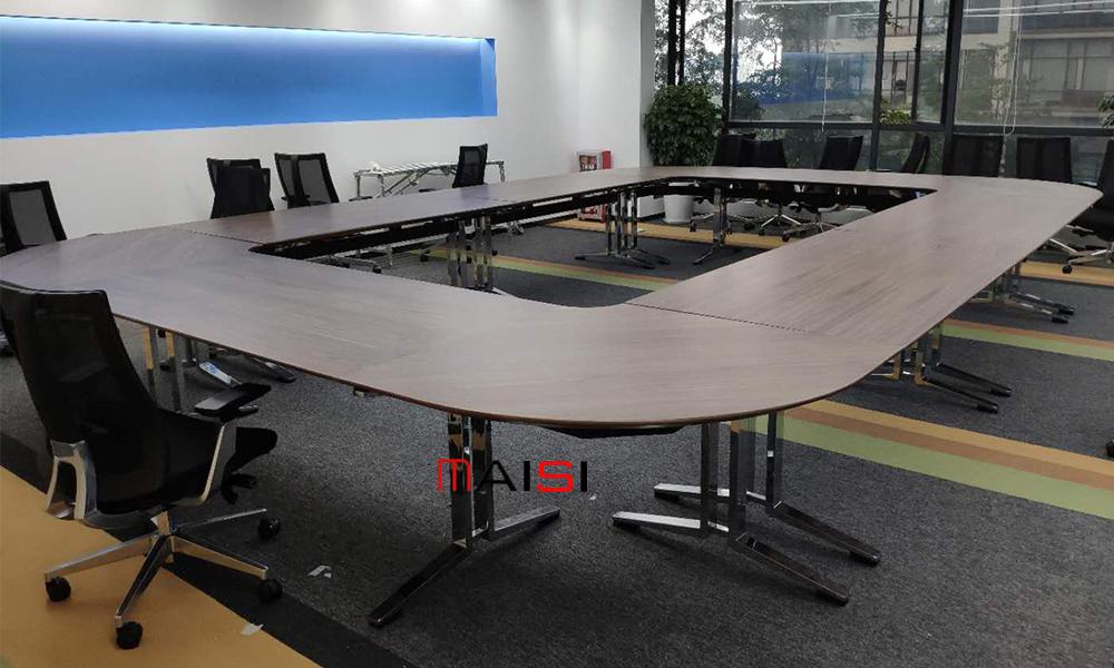 组合式会议桌椅